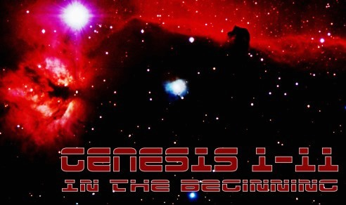 The Book of Genesis Part 1